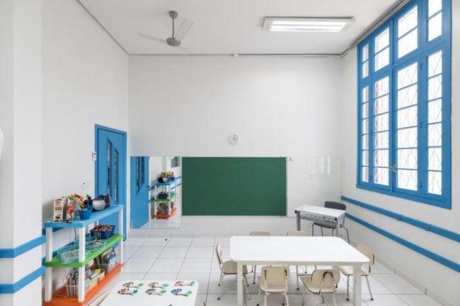 decoração escola