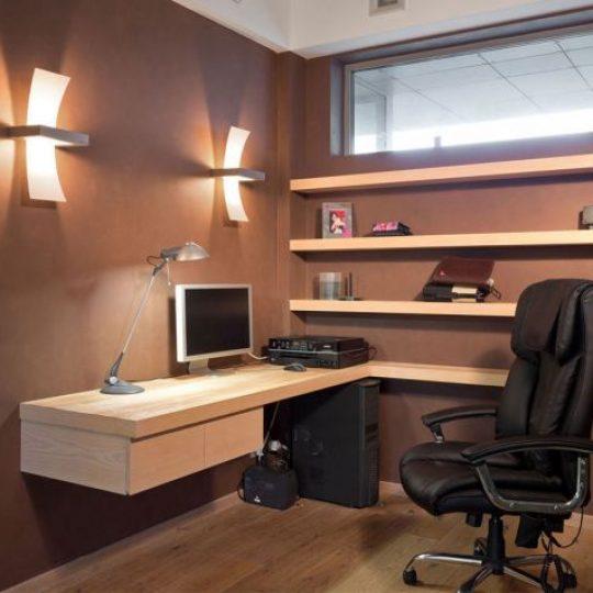 decoração escritório