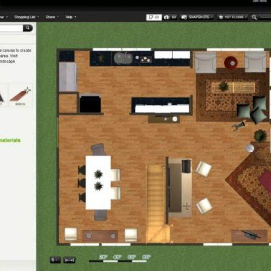 app de decoração