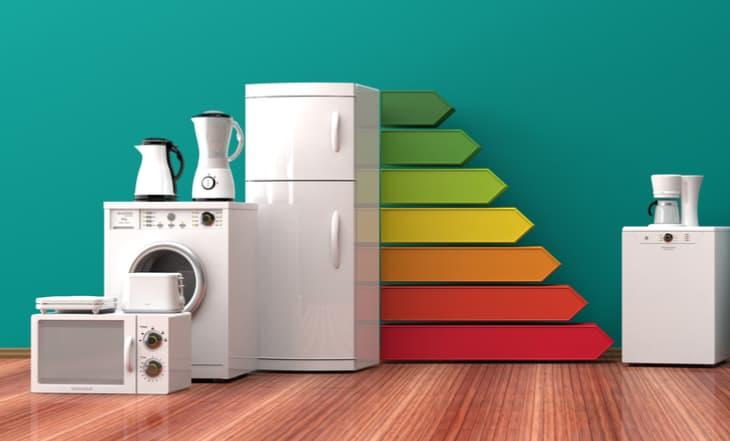 eletrodomésticos para economizar energia em casa